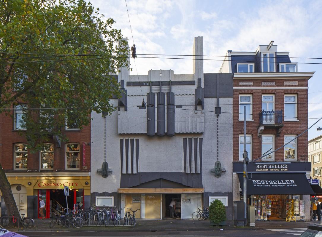 Ceintuur theater amsterdam rappange partners - Expressionistische architectuur ...