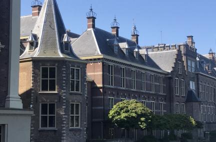 Renovatie Binnenhof Ministerie van Algemene Zaken