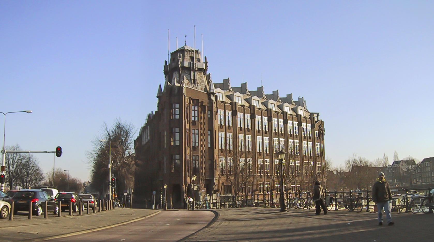 Scheepvaart Huis Amsterdam Rappange Amp Partners